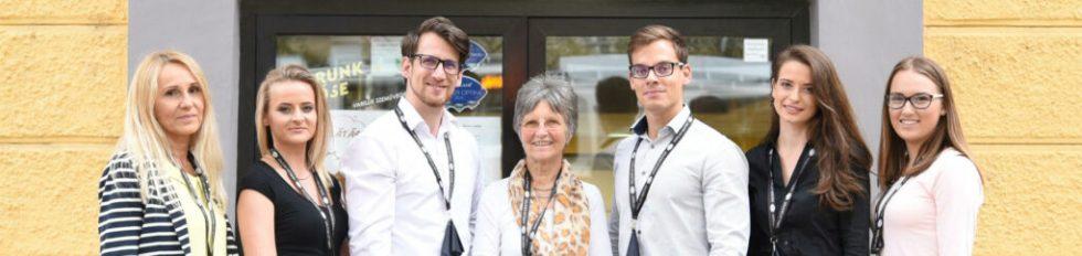 Galéria Optika csapat