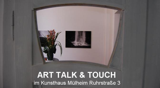 Aus der Reihe ART TALK & TOUCH – das MMK in Frankfurt am Main macht neugierig