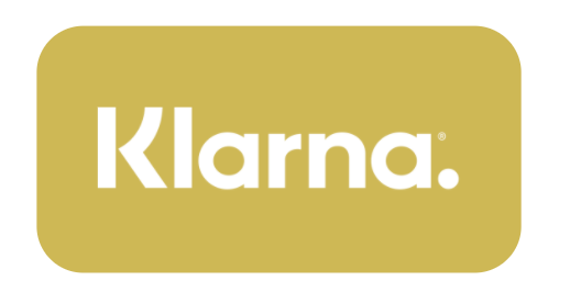 """This Klarna logo illustrates the solution of """"Buy now Pay later"""" that is featured in Galerie Artwave"""