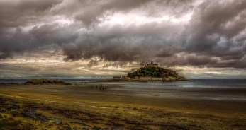 St. Michaels Mount, Cornwall, UK, 2014