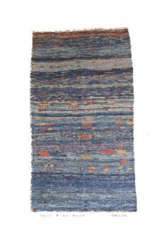 遊牧民の手織り物 ペルシャのオールド・ギャッベとキリム