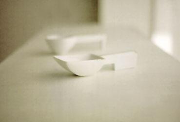 – 内藤美弥子陶展 – 「白のかたち」