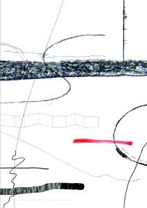 Linie Ausstellung Cover