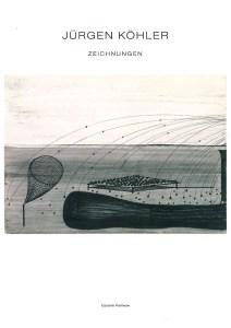 Jürgen Köhler Katalog Cover