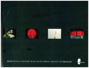 Urzula Videokunst Katalog