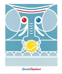 Tennis-Elephant Freibad Cover