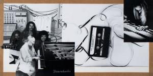 """Klaus Killisch """"Tellus"""" 2015, Collage"""
