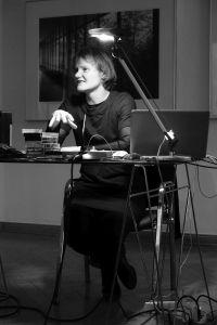 Kirsten Reese in der Galerie Pankow