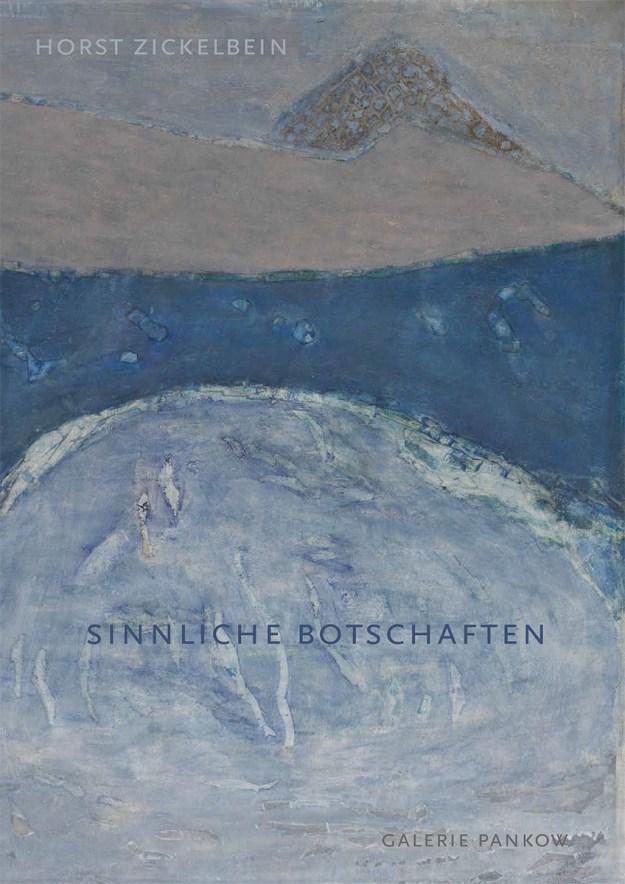 Horst Zickelbein Sinnliche Botschaften Cover