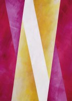Kamal Boullata – Geometrie des Lichts