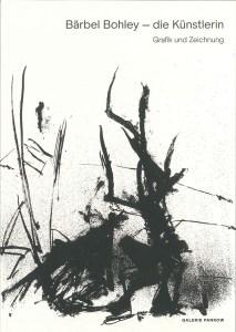 Cover Katalog Bärbel Bohley