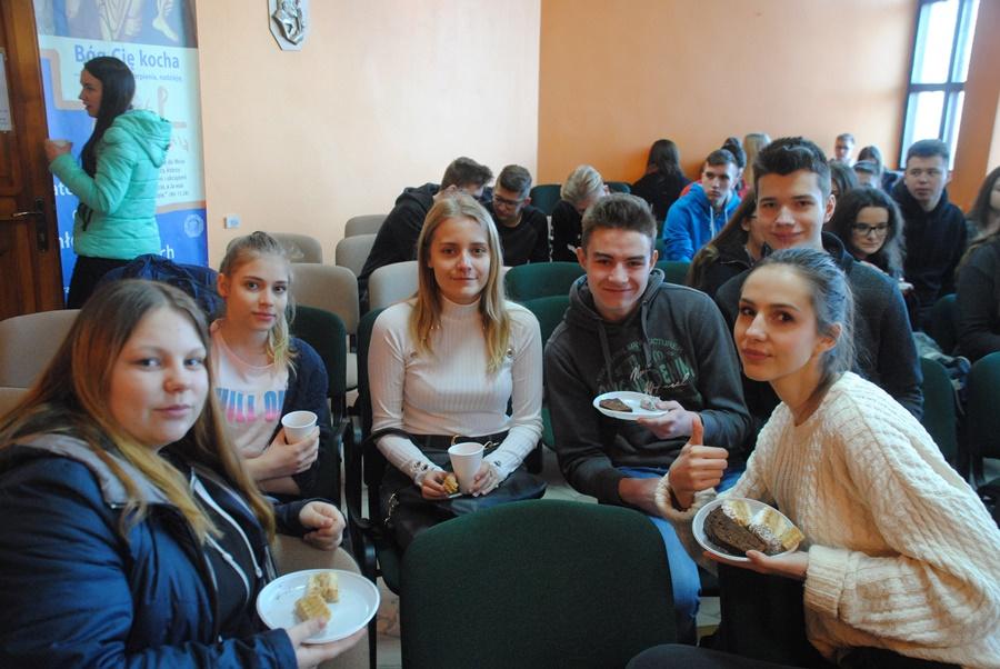 Dzień Skupienia  dla Szkolnych Kół Caritas