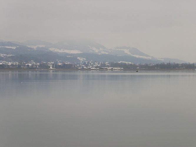 pfaffsee im Winter