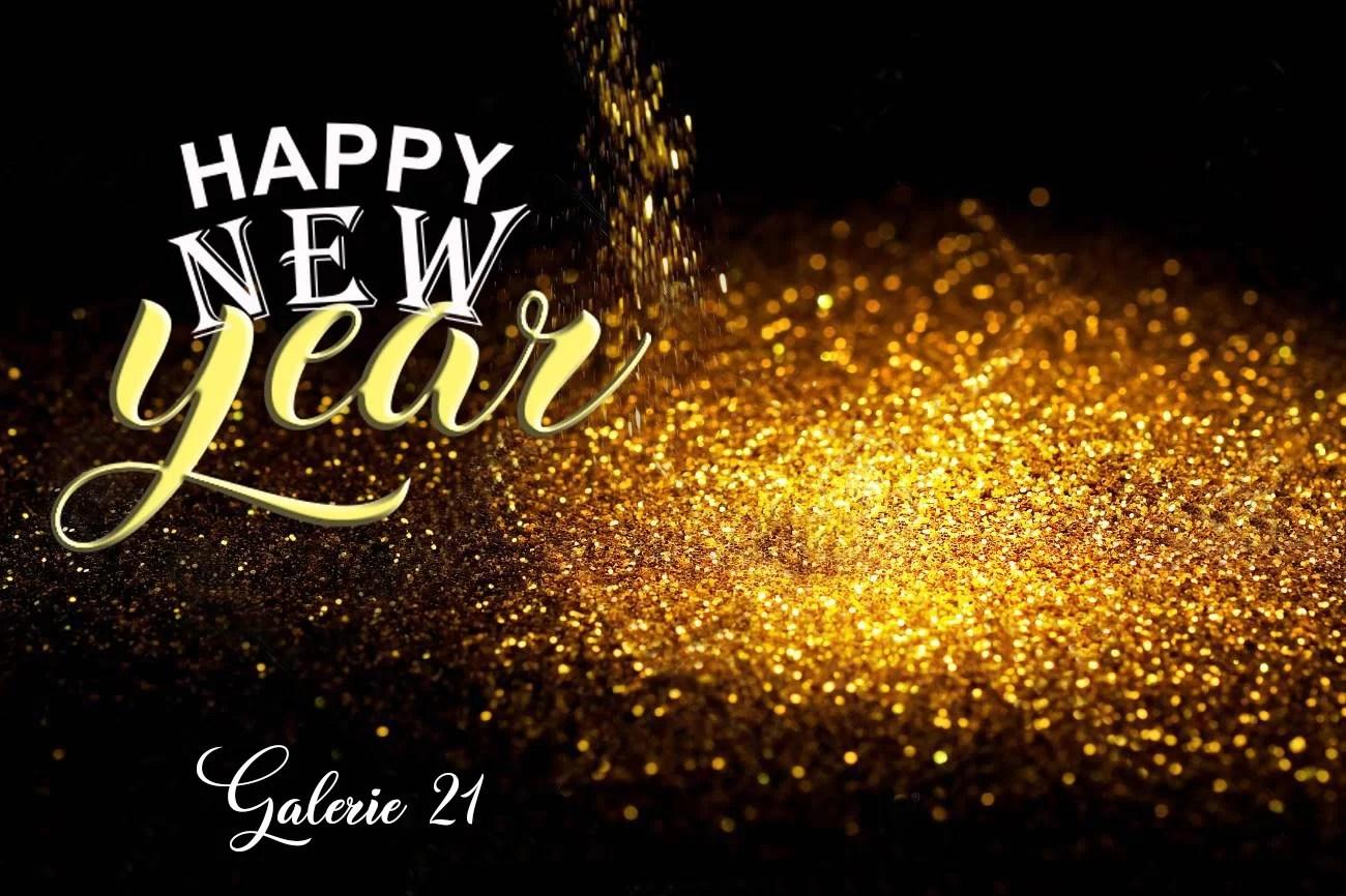 Nouvelle année 2019 Galerie 21