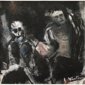 Anne Vautour Serie Un Temps 001 Galerie 21