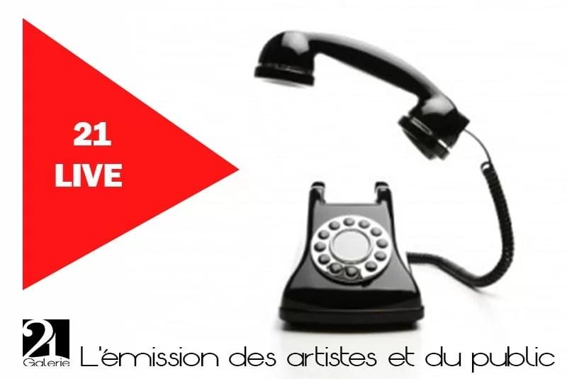 FB Live 21 -Galerie 21