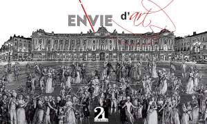 Capitole Carte postale verso marche juin Galerie 21