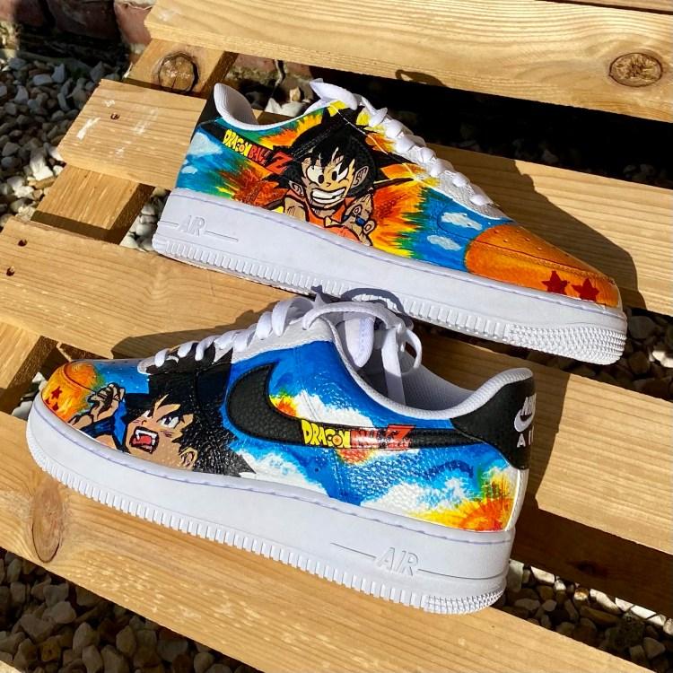 dbz sneakers