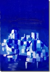 bleu composition n°4