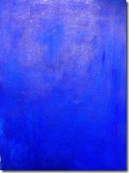 bleu monochrome n°2