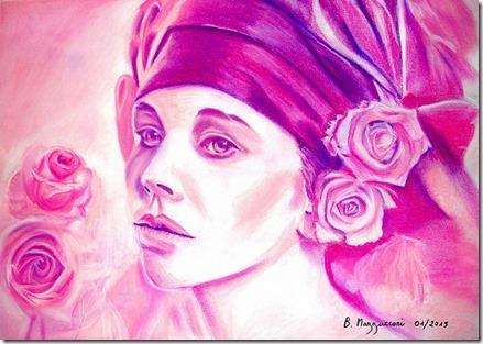 Brigitte Mazzucconi Parfum de Rose