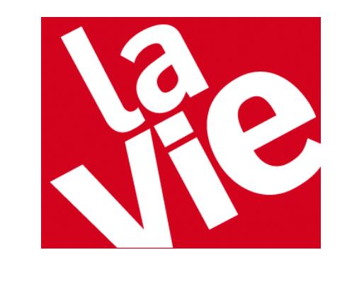 Logo Journal La Vie