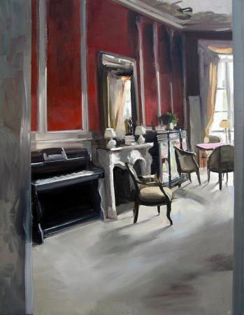 Christoff DEBUSSCHERE - Rue de Verneuil 130x97 cms vendu