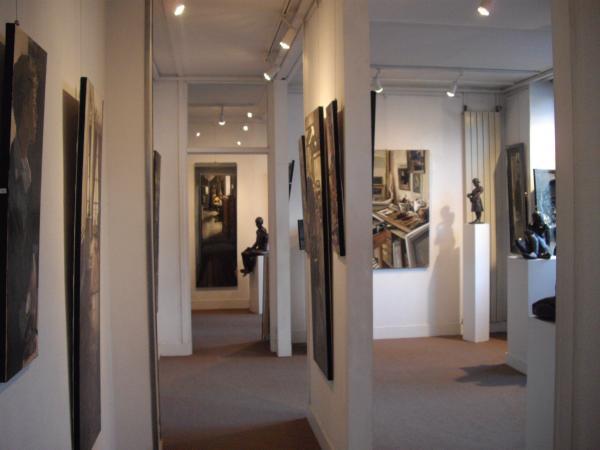 Christoff DEBUSSCHERE - Galerie exposition 2009