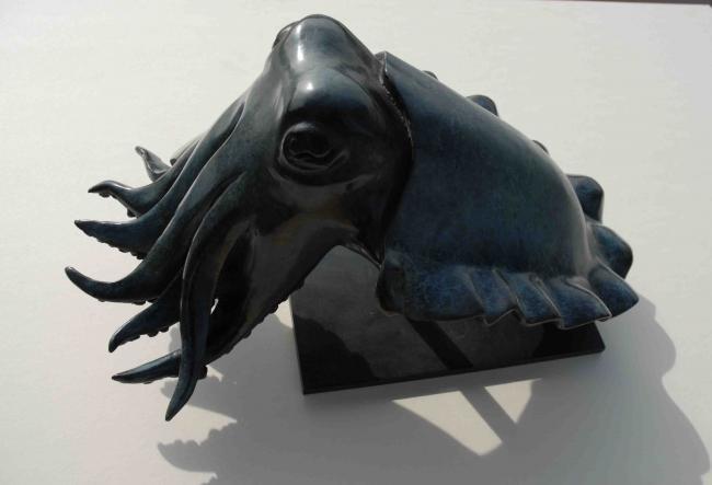 Jean Lemonnier - Le poulpe