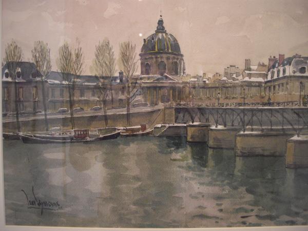 Jean  LEYSSENNE - 2011 L'Institut