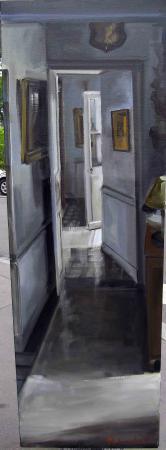 Christoff DEBUSSCHERE - 12 les porte blanches 150x50