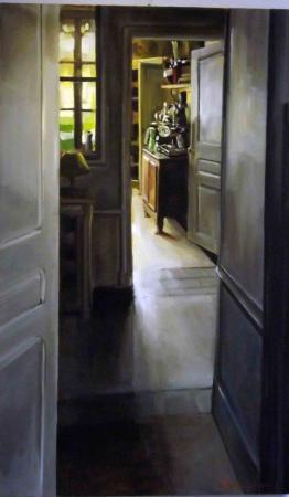 Christoff DEBUSSCHERE - 2012 la cuisine à St Hilaire