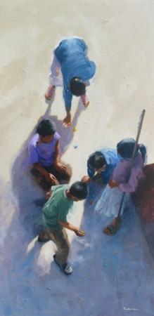 PUYBAREAU - 12 jeux d'enfants