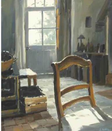 Stephane RUAIS - La chaise