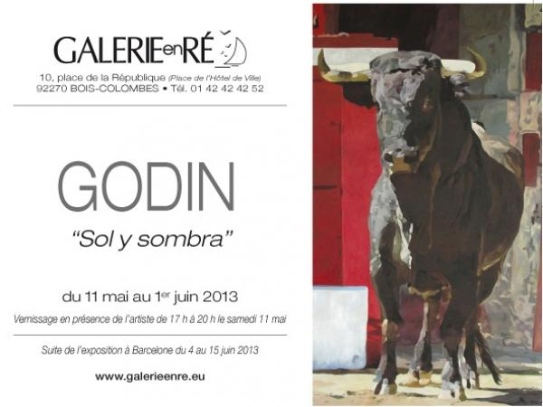 Jacques GODIN - 13 invitation Sol y sombra bc