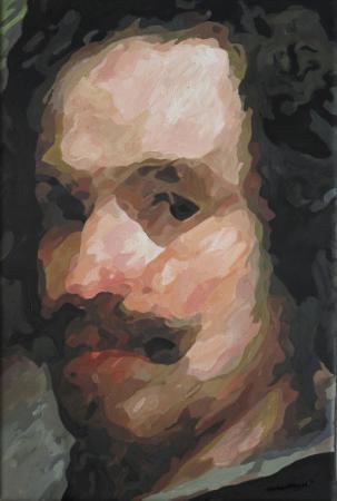 Jacques GODIN - 13 Diego Velasquez
