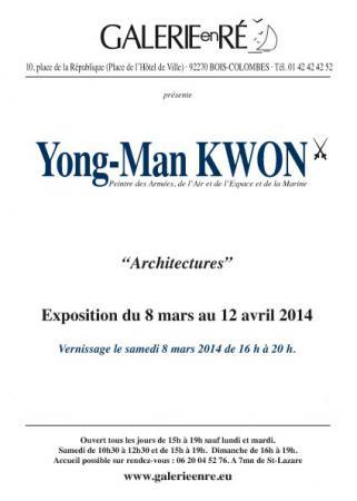 Yong-Man KWON - 2014 carton