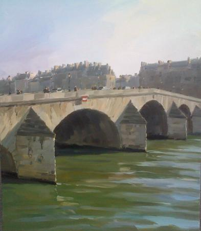 Stephane RUAIS - 2015 Le Pont Royal