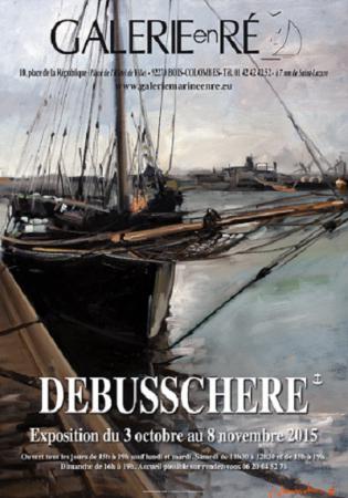 Christoff DEBUSSCHERE - affiche 2015