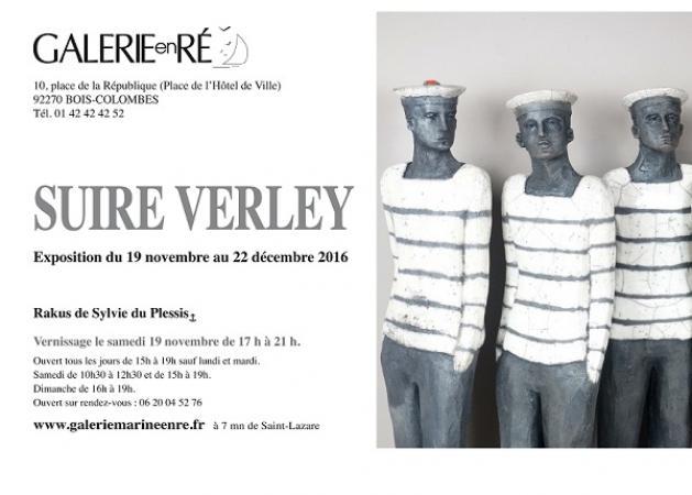 Olivier SUIRE-VERLEY - 2016 invitation avec les rakus