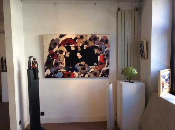 Olivier SUIRE-VERLEY - 16 Galerie 3