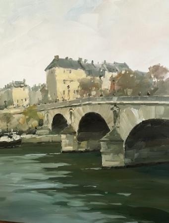 Stephane RUAIS - 2017 Le Pont Neuf