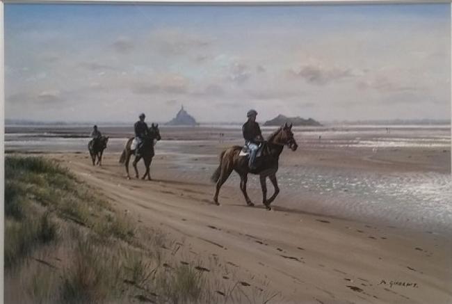 Philippe GIRARDOT - La promenade