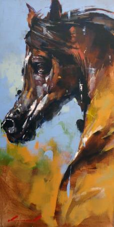 Yong-Man KWON - 2017 Tête de cheval