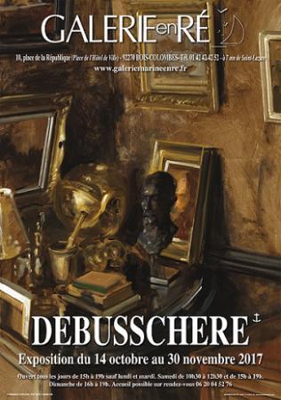 Christoff DEBUSSCHERE - 2017 Affiche