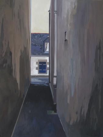 Jacques GODIN - 18 La maison du boulanger Ile Tudy