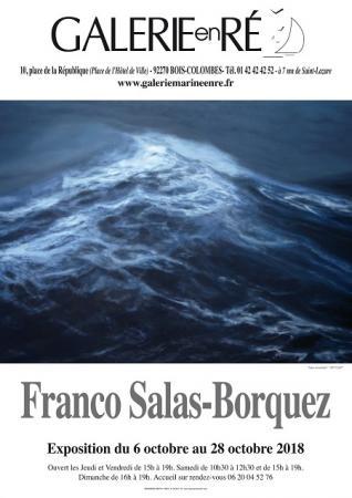 Franco SALAS-BORQUEZ - 18 Affiche