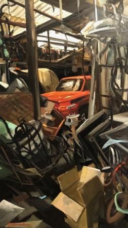 Christoff DEBUSSCHERE - 18 Le garage