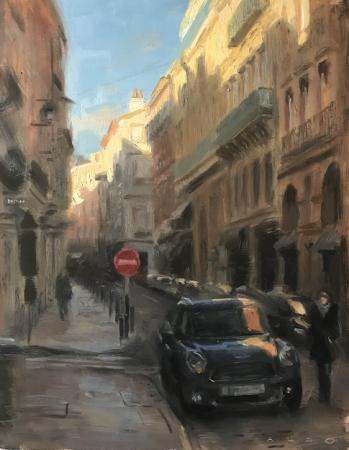 Aldo Balding - Rue