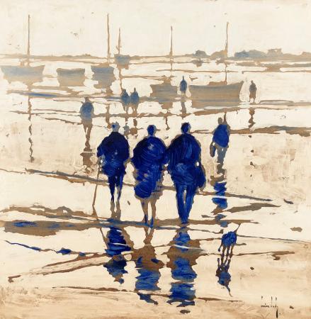 Olivier SUIRE-VERLEY - Jour de pêche
